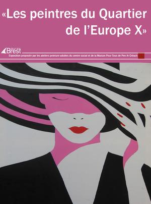 exposition les peintres du quartier de l 39 europe x wiki brest. Black Bedroom Furniture Sets. Home Design Ideas